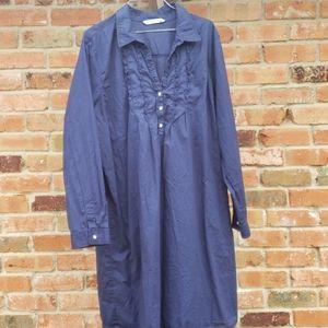 OLD NAVY SHIRT DRESS/TUNIC SIZE XXL